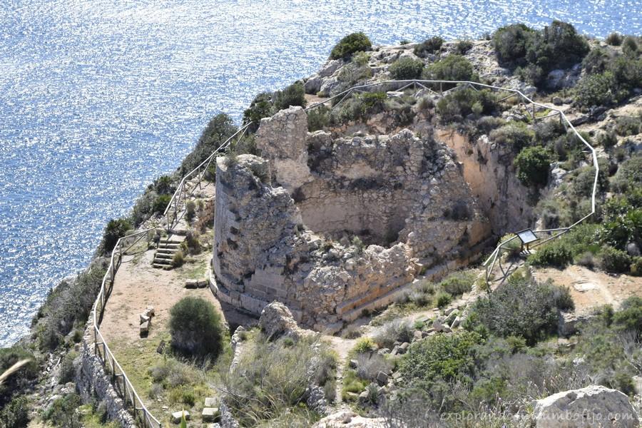 Castillo Granadella Xabia Javea