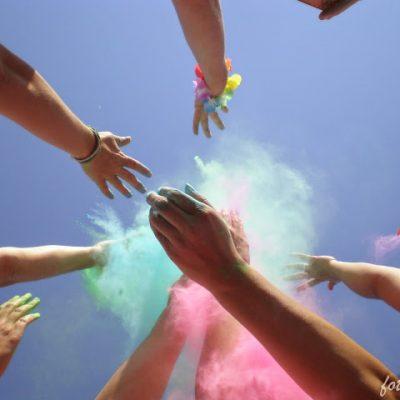 Consejos para la Holi run carrera de colores