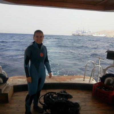 Aqaba y el mar Rojo