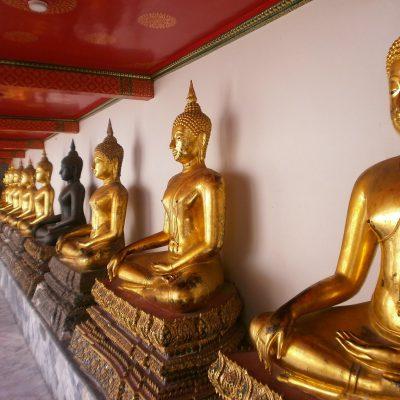 De ruta por Tailandia: Bangkok