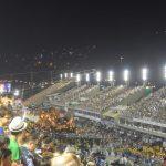 Carnaval en Rio: dentro del Sambódromo
