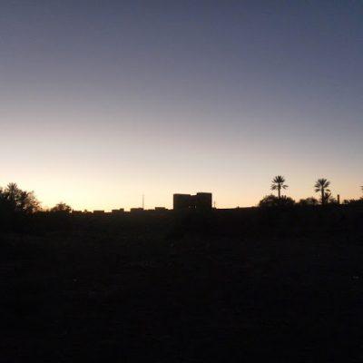 El Khorbat: durmiendo en un poblado bereber