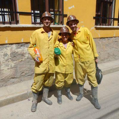 Cochabamba y Potosí, primeros días en Bolivia