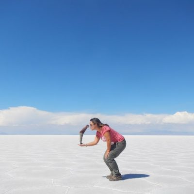 Salar de Uyuni: día uno