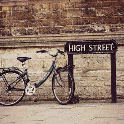 Guía para descubrir Oxford