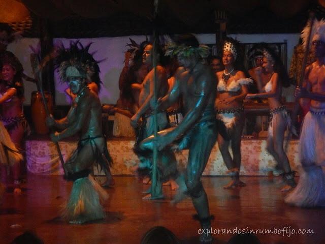 bailes isla de pascua
