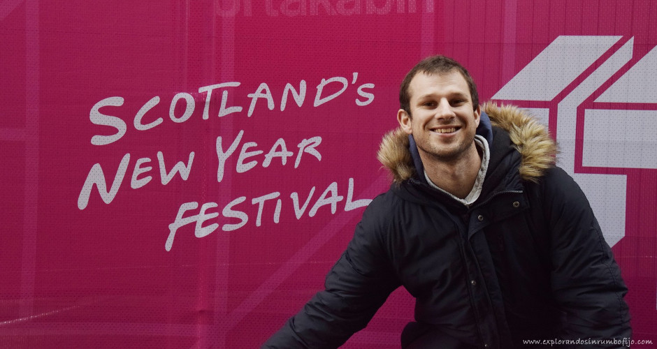 Fin de año en Edimburgo: Hogmanay