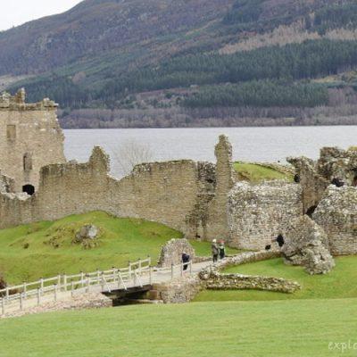 Una semana en Escocia
