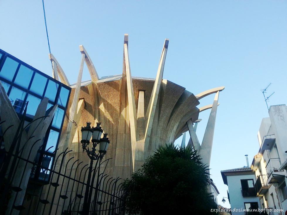 Iglesia nuestra señora loreto puerto javea