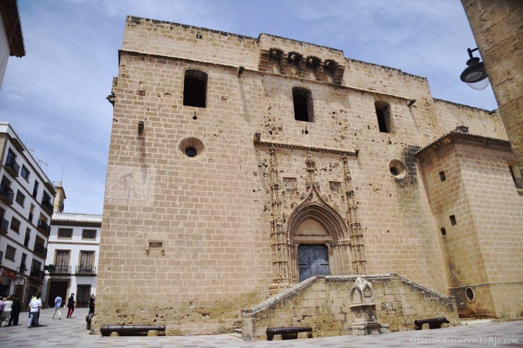 Iglesia San bartolomé xabia