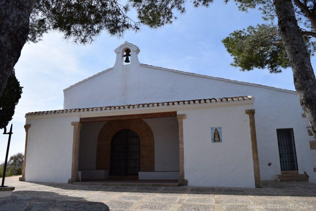 ermita santa llúcia xabia javea