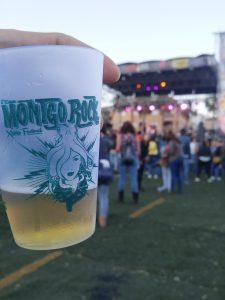 Montgorock Xabia Festival vaso