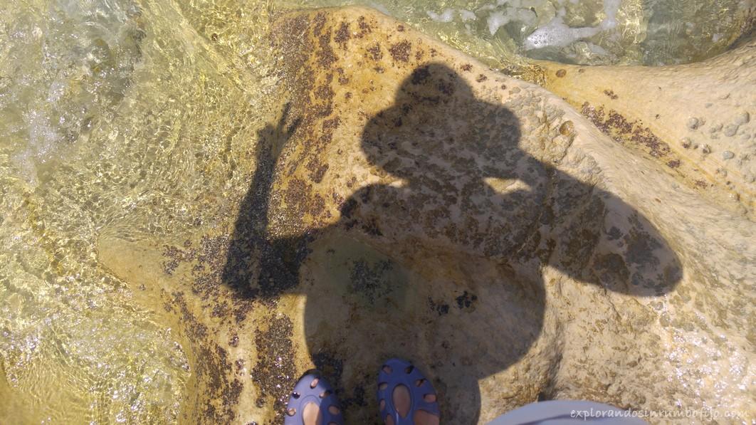 rocas cala del francés xabia