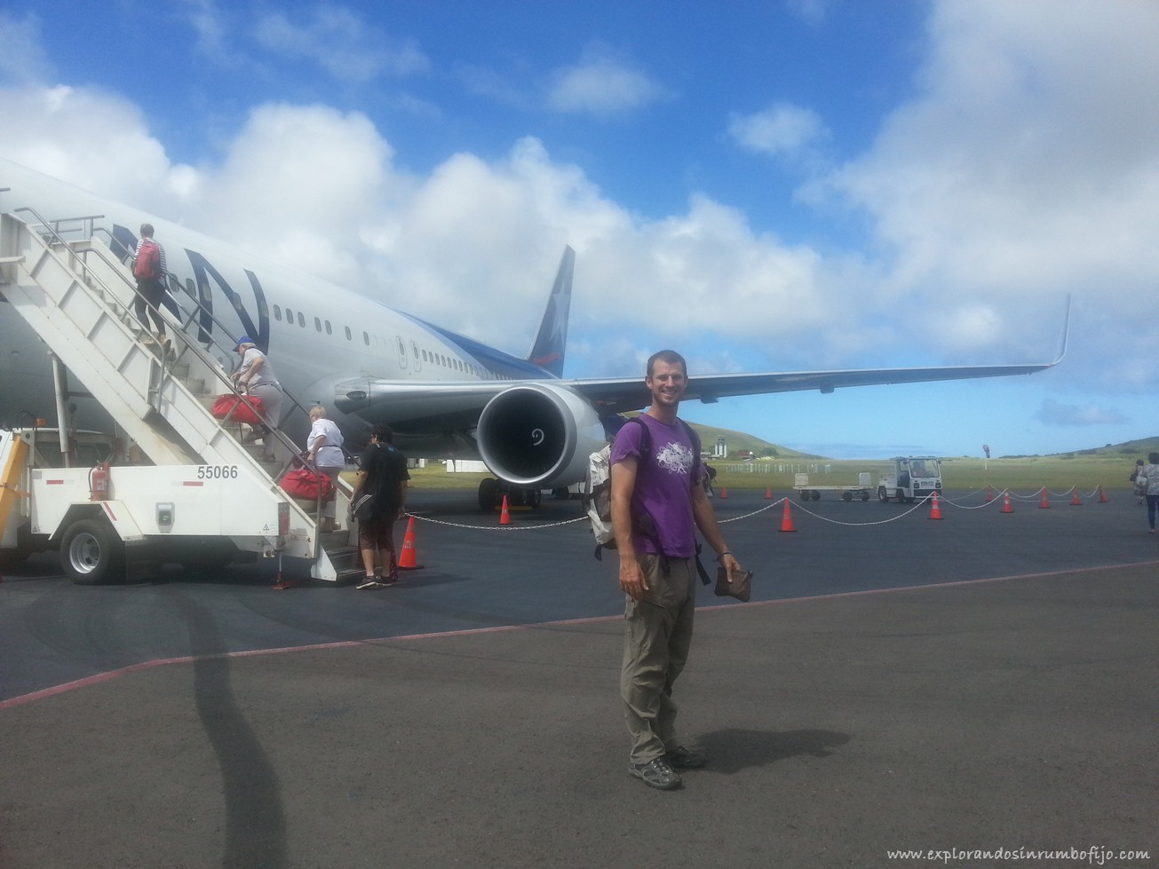 aeropuerto isla de pascua