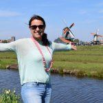 De Amsterdam a Zaanse Schans en bicicleta