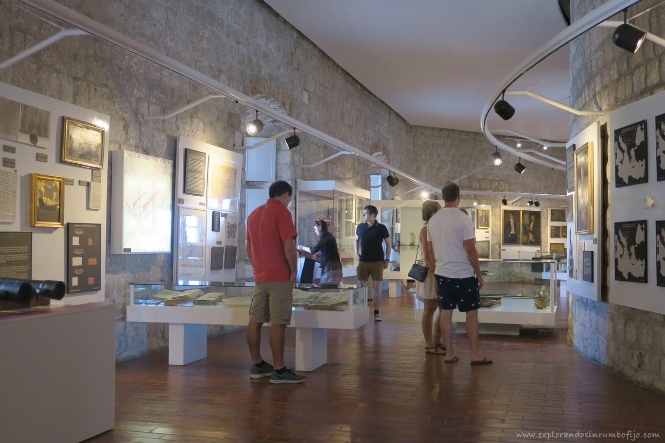 Museo marítimo Dubrovnik