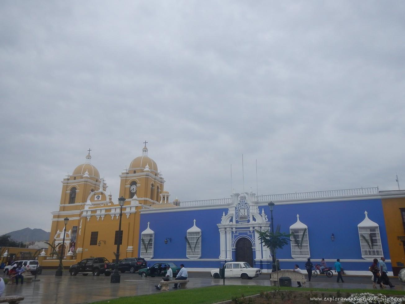 Plaza de Armas Trujillo
