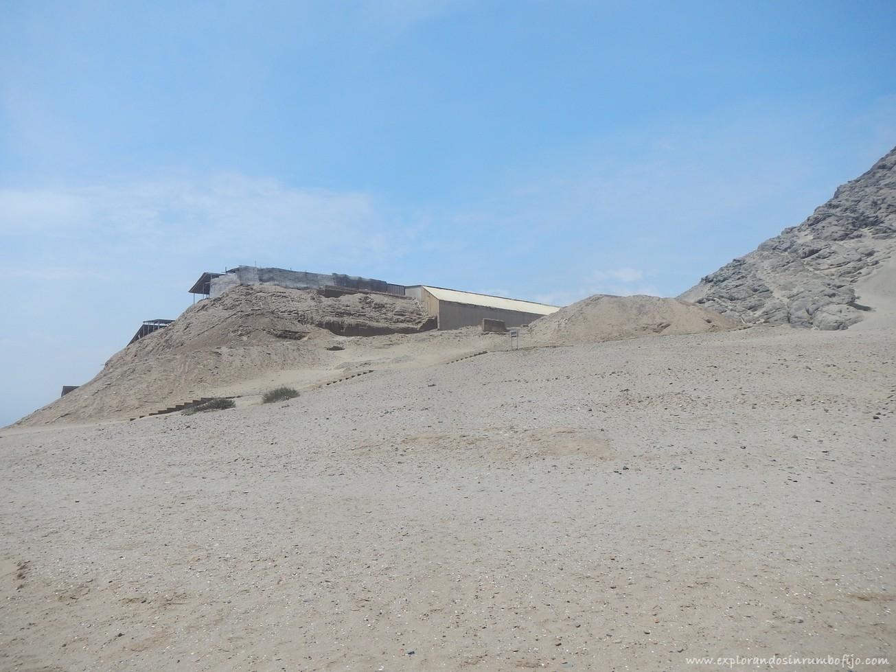 Huaca de la luna Chiclayo