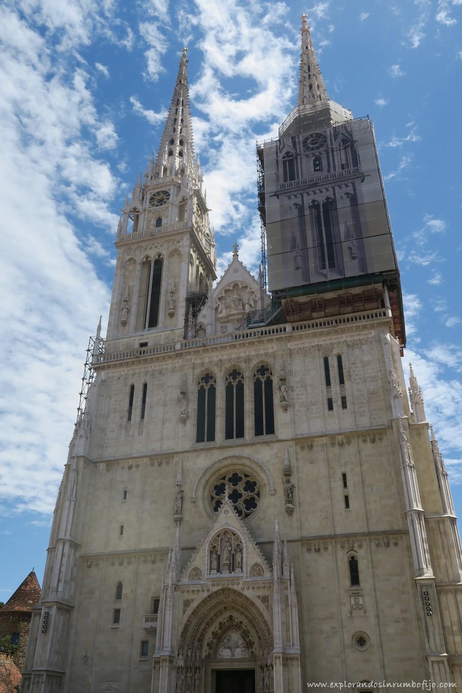 Catedral Zageb