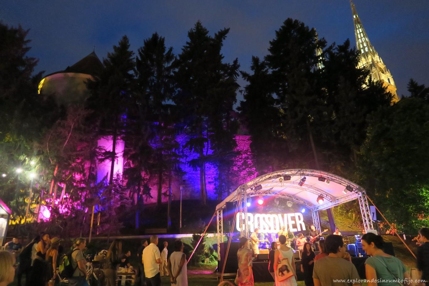 Crossover festival zagreb