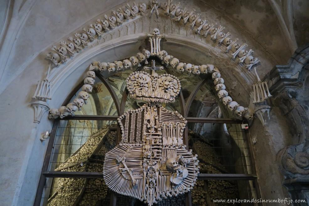 Escudo Osario Sedlec
