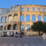 Descubriendo el street art de Vodnjan y las ruinas romanas de Pula