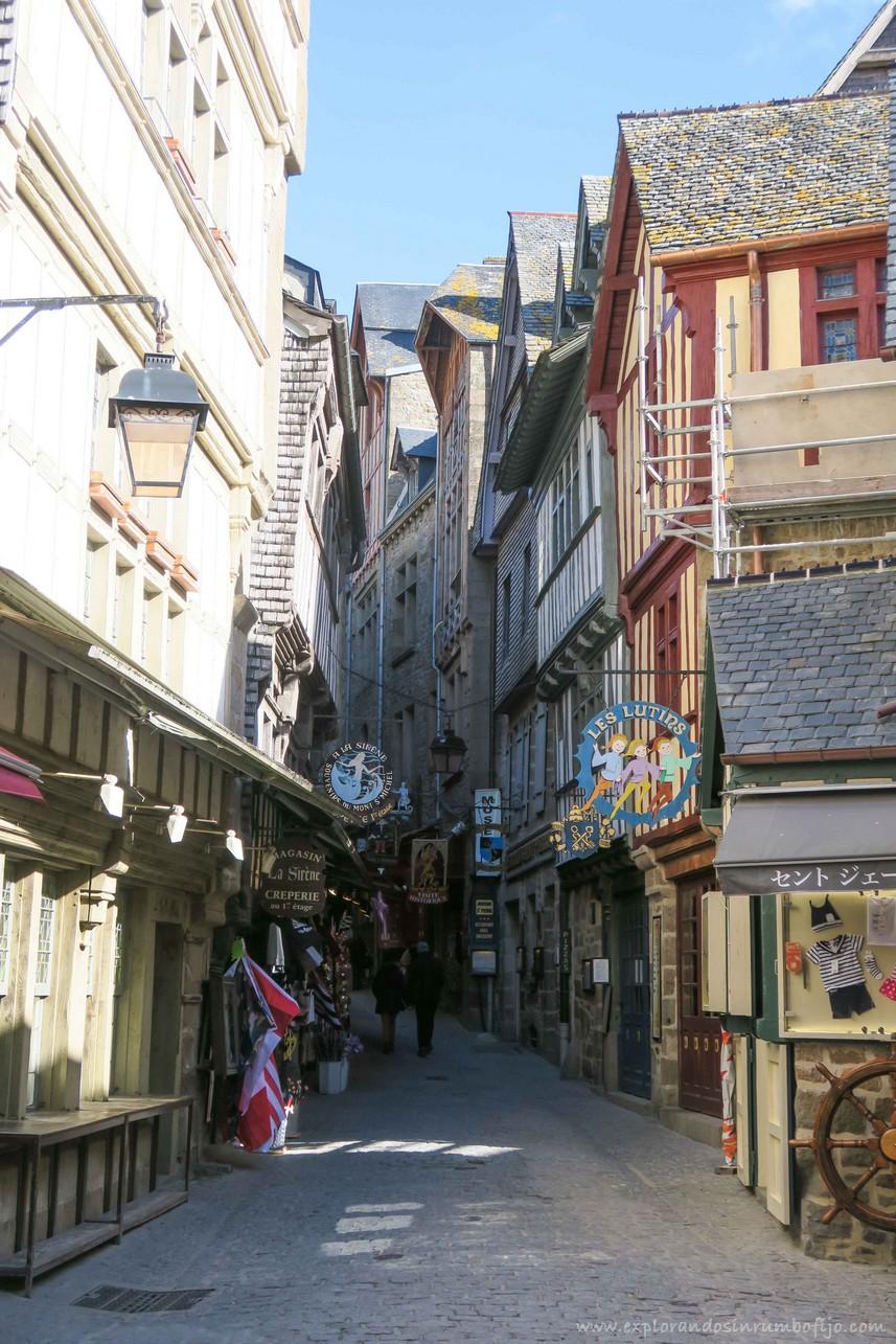calles mont saint michel