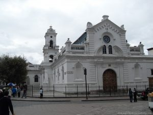 catedral vieja cuenca