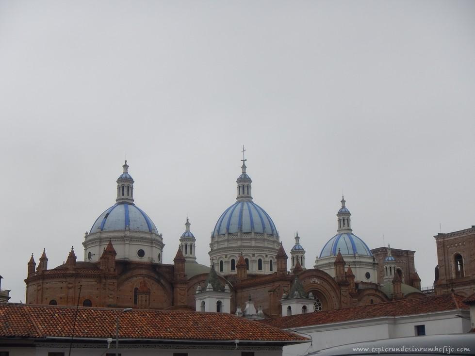 catedral cuenca ecuador