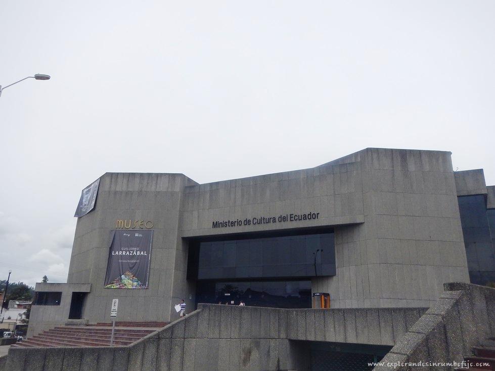 museo pumapungo etnografico cuenca