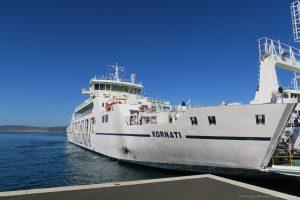 Ferry zadar dugi otok