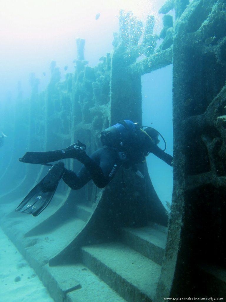 Cruzando el rubicón museo atlántico