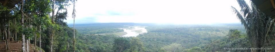 mirador selva puyo