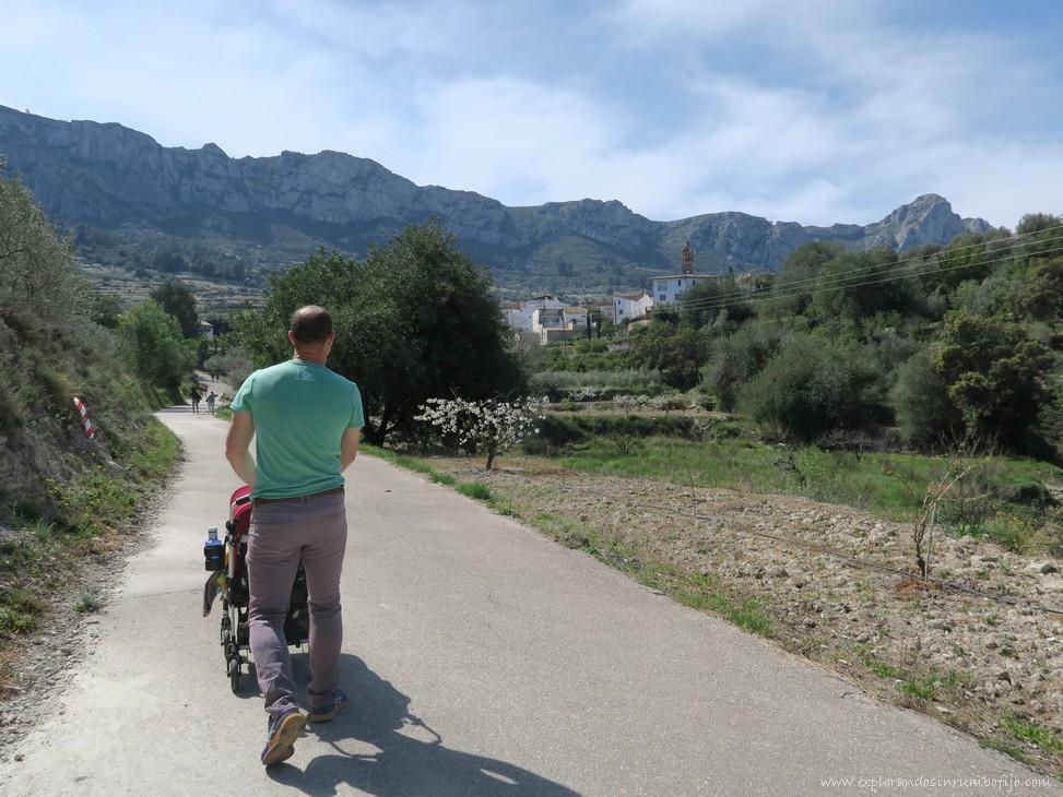 ruta carro vall gallinera