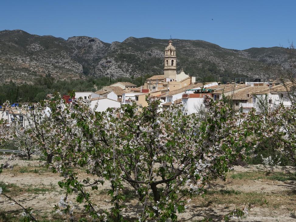 Vall de Gallinera ruta 8 pobles