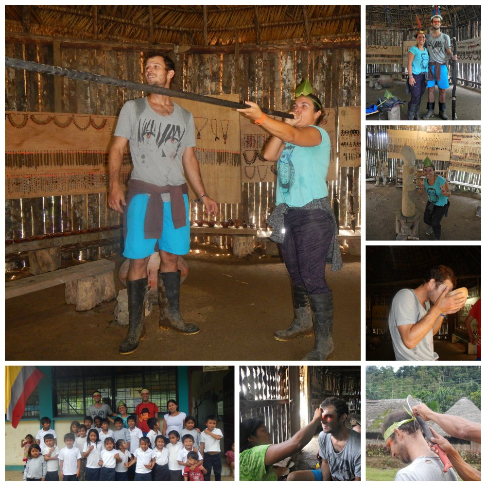comunidad indígena puyo