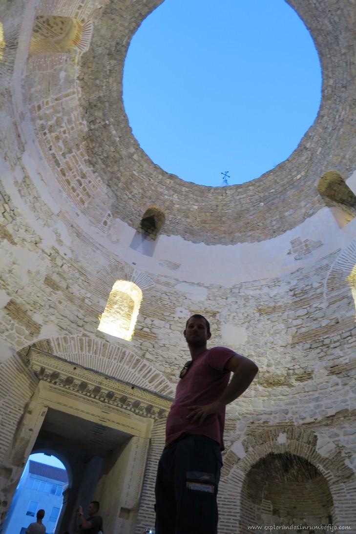 vestíbulo diocleciano