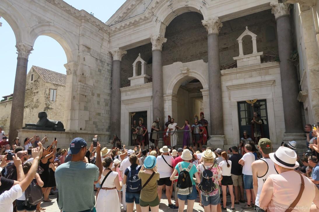Split teatro romano
