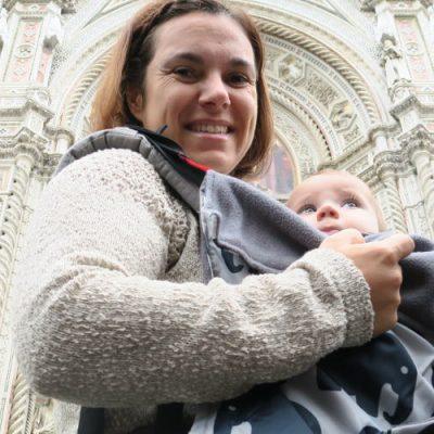 Viajar con un bebé de meses