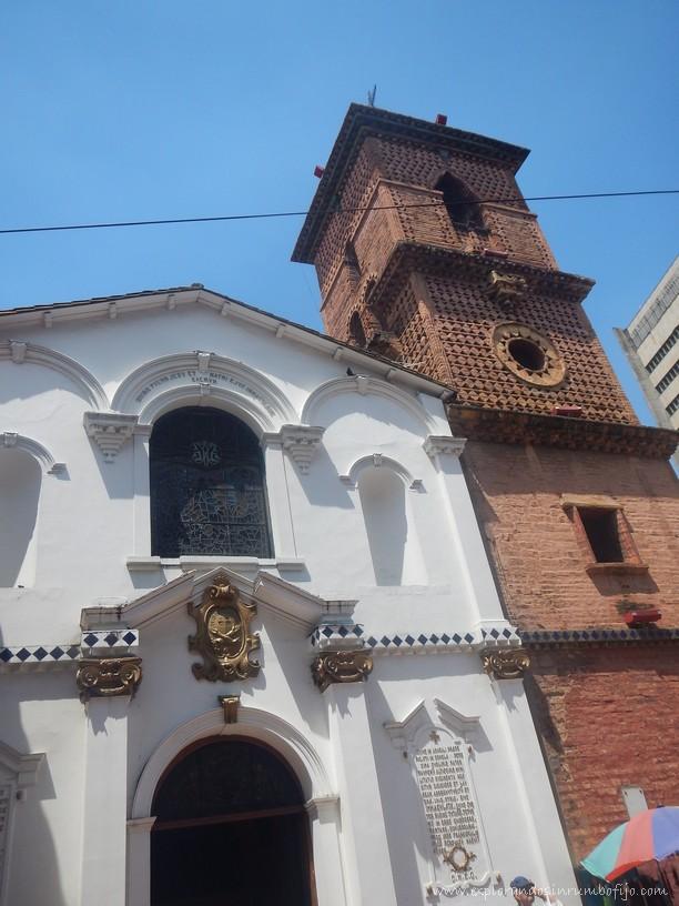 Iglesia San Francisco Cali