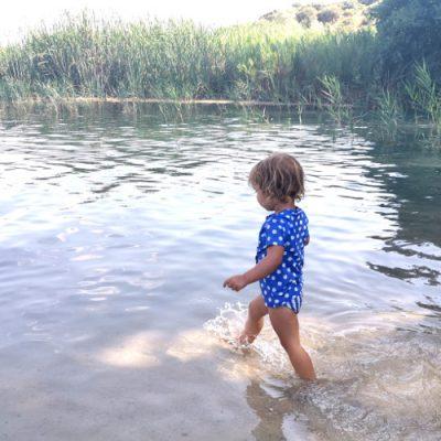 Visitar las Lagunas de Ruidera con niños pequeños
